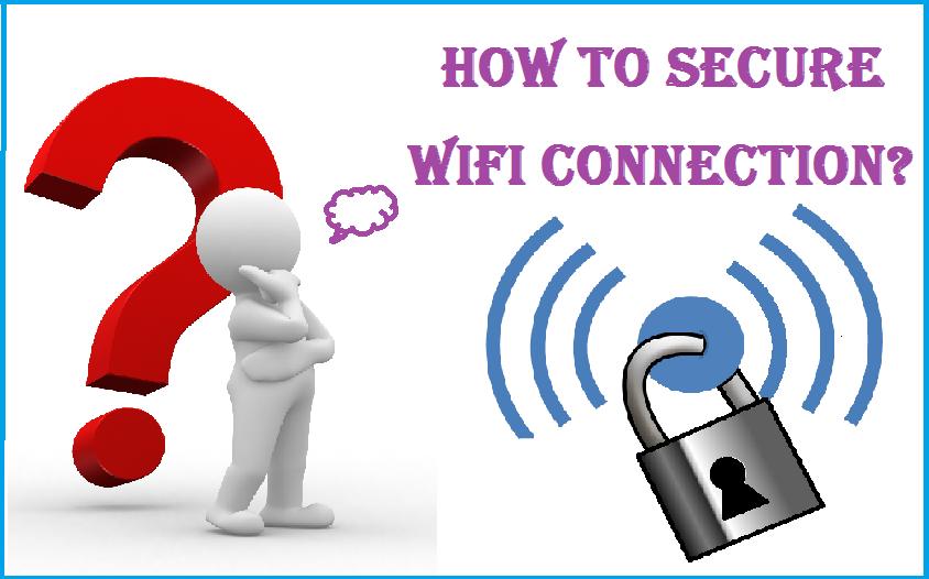 Wi-fi şifrənizi daha güvənli edin secure wifi connection