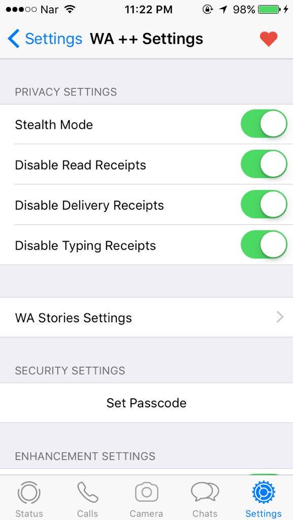 iPhone-da jailbreak-siz whatsapp+ işlətmək WlehWHKJ